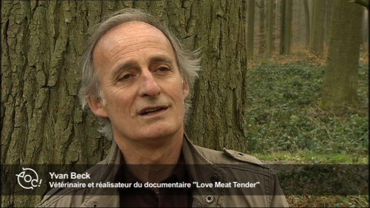 Alors on change – Portrait d'Yvan Beck, vétérinaire engagé dans la cause animale